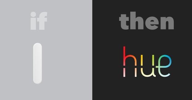 Hue - Usecases - Ifttt